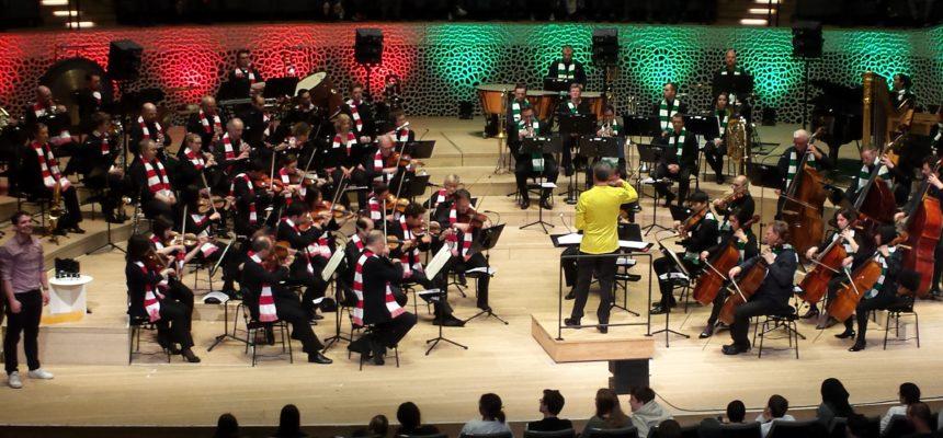 Elphi Vor Noch Ein Tor Schulkonzert In Der Elbphilharmonie Die